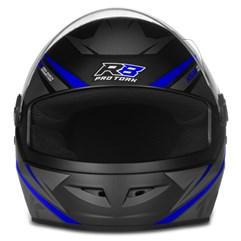 Capacete Moto Fechado Pro Tork R8 Azul