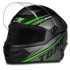 Capacete Moto Fechado Pro Tork R8 Verde