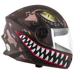 Capacete Moto Infantil Pro Tork Liberty Raptor