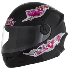 Capacete Moto Infantil Pro Tork New Liberty 4 Girls