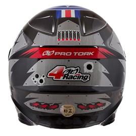 Capacete Moto Pro Tork 4 Racing Bomber Helmet