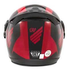Capacete Moto Pro Tork Evolution 3G Atlético Paranaense