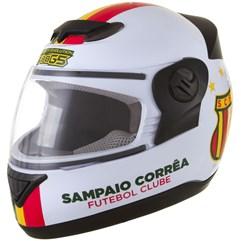 Capacete Moto Pro Tork Evolution G5 Sampaio Corrêa