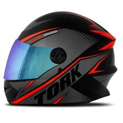 Capacete Moto Pro Tork R8 Viseira Camaleão