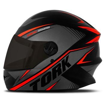 Capacete Moto Pro Tork R8 Viseira Fumê