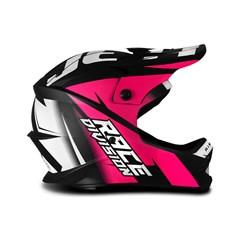 Capacete Motocross Infantil Jett Factory Edition Pink