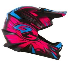 Capacete Motocross Infantil Pro Tork CK-01 Preto/Rosa