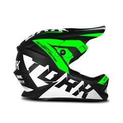 Capacete Motocross Infantil Pro Tork Factory Edition Neon Verde