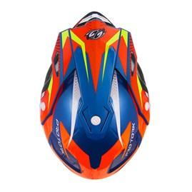 Capacete Motocross Pro Tork Fast Fantasy