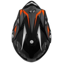Capacete Motocross Pro Tork Fast Tech