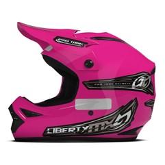 Capacete Motocross Pro Tork Liberty Mx Pro