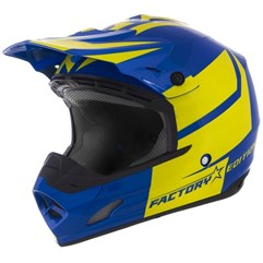 Capacete Motocross Pro Tork TH1 Factory Edition