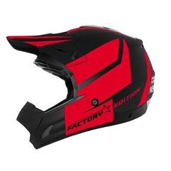 Capacete Motocross Pro Tork TH1 Factory Edition Neon Vermelho