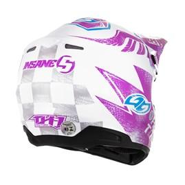 Capacete Motocross TH1 Insane 5