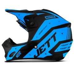 Capacete Motocross TH1 Jett Evolution 2