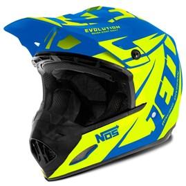 Capacete Motocross TH1 Jett Evolution
