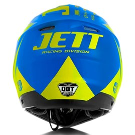 Capacete Motocross TH1 Jett Evolution