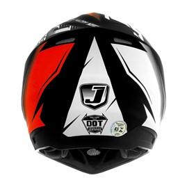 Capacete Motocross TH1 Jett Factory Edition Neon