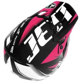 Capacete Motocross TH1 Pro Tork Jett Factory Edition