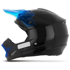 CAPACETE MOTOCROSS TH1 SOLID
