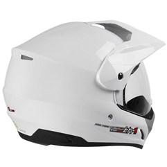 Capacete Motocross Th1 Vision Branco