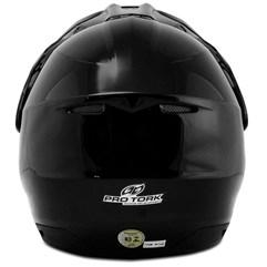 Capacete Motocross Th1 Vision Preto