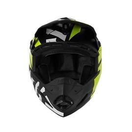 Capacete Motocross Trilha Factory Edition Neon Pro Tork