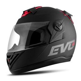 Capacete Pro Tork Evolution G8 EVO Solid Preto