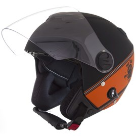 Capacete Pro Tork New Atomic HD Skull Riders