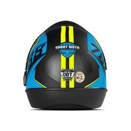 Capacete Pro Tork Super Sport Moto 2019 Fosco