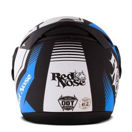 Capacete Red Nose Pro Tork Evolution RN-01 Azul Fosco