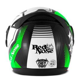 Capacete Red Nose Pro Tork Evolution RN-01 Verde Brilhante
