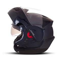 Capacete Robocop Articulado Pro Tork Attack Solid Azul Marinho