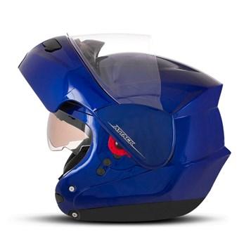 Capacete Robocop Escamoteável Pro Tork Attack Solid