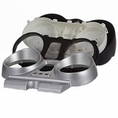 Carcaça Do Painel Completa CBX 250 Twister 2001 Até 2008 Pro Tork