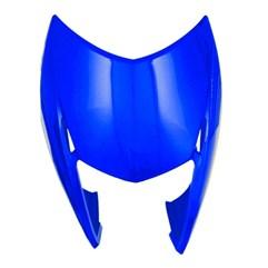 Carenagem Do Farol NXR Bros 150 2014 Azul Twister Pro Tork