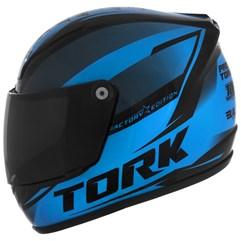 Cofre Mini Capacete Pro Tork 788 Factory Edition Azul