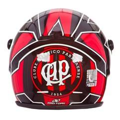 Cofre Mini Capacete Pro Tork Atletico Paranaense
