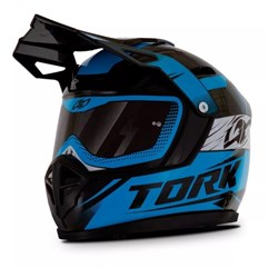 Cofre Mini Capacete Pro Tork Cross Factory Edition Enfeite
