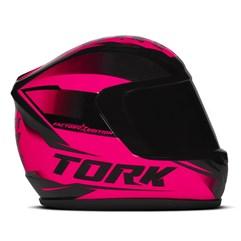 Cofre Mini Capacete Pro Tork Factory Edition Rosa