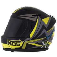 Cofre Mini Capacete Pro Tork Nos Abstract