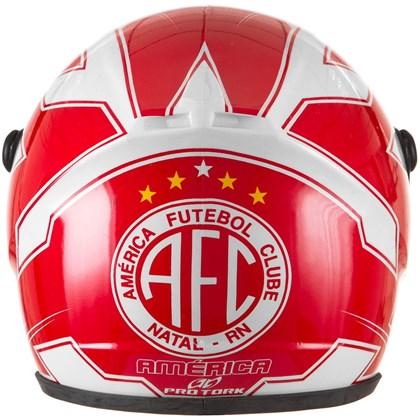 Cofrinho Pro Tork Mini Capacete América F.C