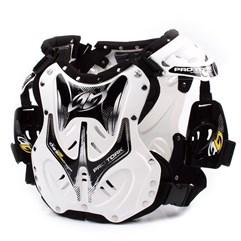 Colete Motocross Pro Tork 788 Branco