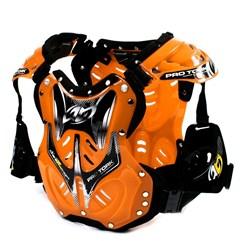 Colete Motocross Pro Tork 788 Laranja