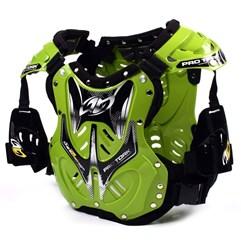 Colete Motocross Pro Tork 788 Verde