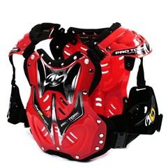 Colete Motocross Pro Tork 788 Vermelho