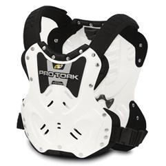 Colete Motocross Pro Tork Armor Branco