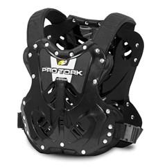 Colete Motocross Pro Tork Armor Preto