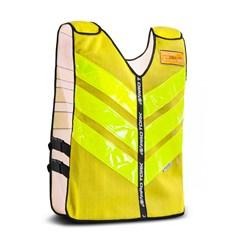 Colete Refletivo Moto Boy Amarelo