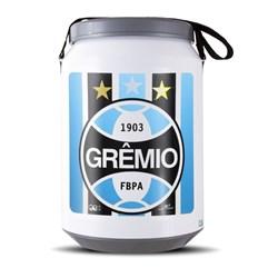 Cooler Térmico 24 Latas Oficial Grêmio Pro Tork